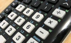 algebra, TI-83+ calcuator