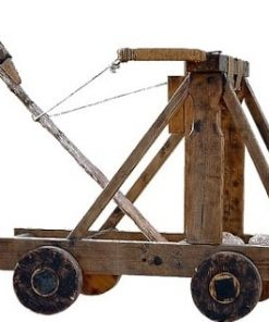 Shoebox Science : Catapults! online course taught on luma learn