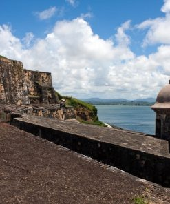 El Morro Fort studied in Puerto Rico history online course on luma learn