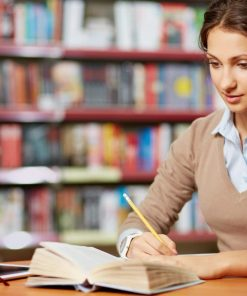 christian homeschool student studying for online course on luma learn