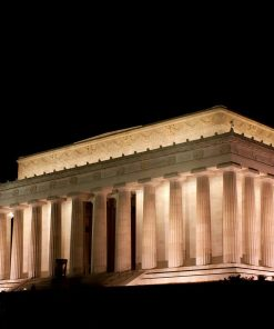 lincoln memorial building studied in US history online course on luma learn
