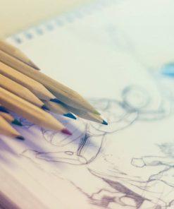 christian educaiton art online course on Luma Learn