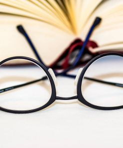 glasses needed for online course on luma learn