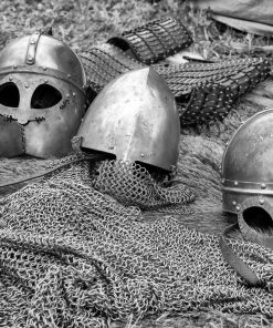 armor from ancient times for online course in christian education on luma learn
