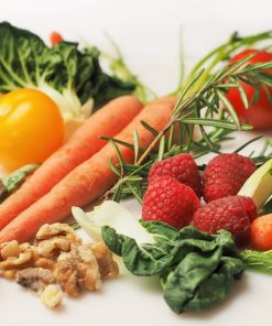 variety of fruits and vegetables for nutrion online course taught from a biblical worldview on luma learn