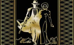 Roaring Twenties Couple