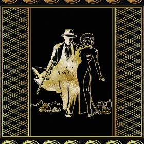 Roaring Twenties Couple