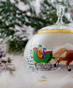 online course surrounding christmas on luma learn