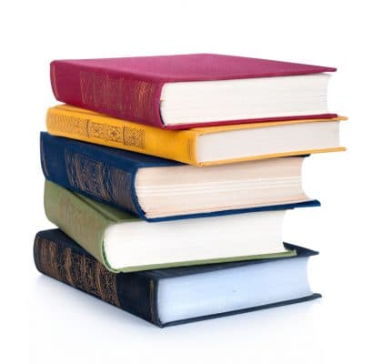 Book sales is a great back to homeschool hack to help save money throughout the school year.