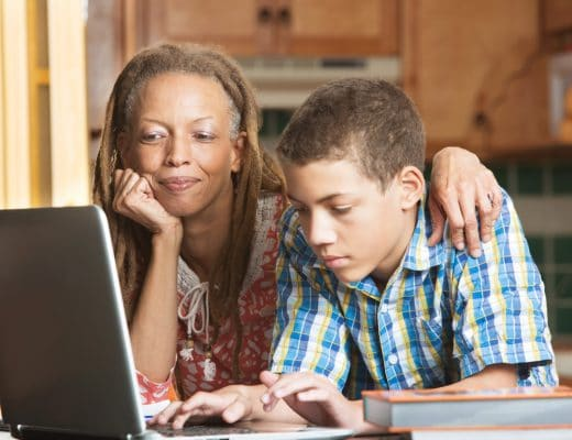Successful homeschoolers often times use online resources for their back to school education.