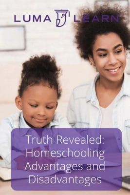 Truth Revealed: Homeschooling Advantages and Disadvantages
